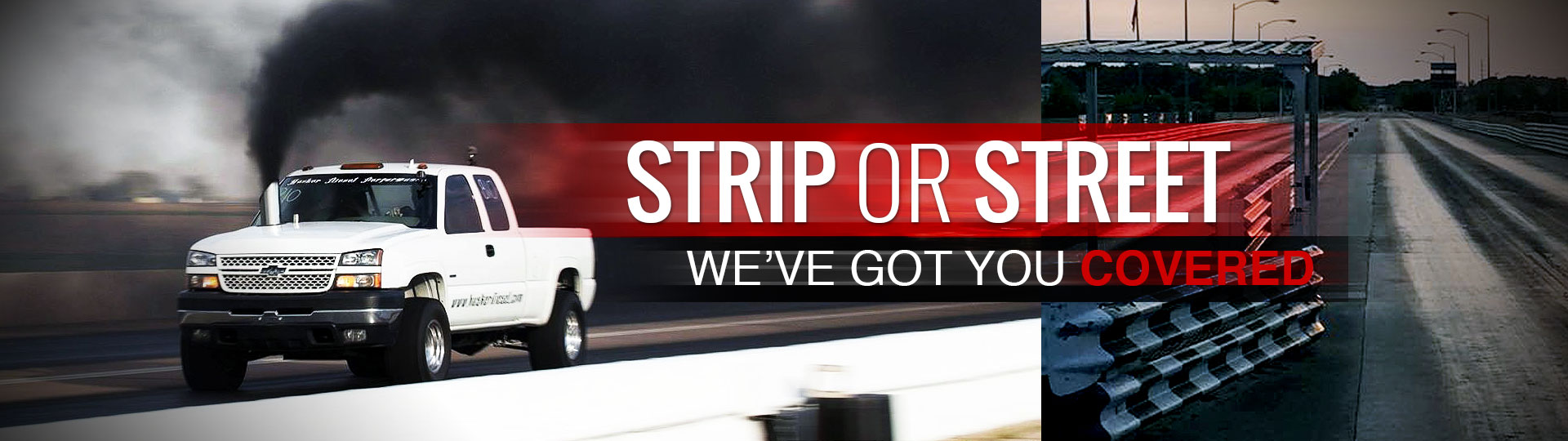 Strip Or Street