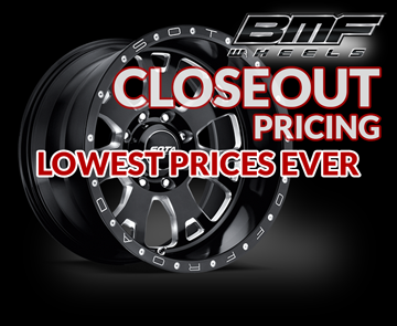 BMF CLOSEOUT