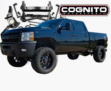 LIFT KITS NOW AVAILABLE