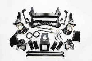 06-07 LBZ Duramax - LBZ Duramax Suspension & Lift Kits