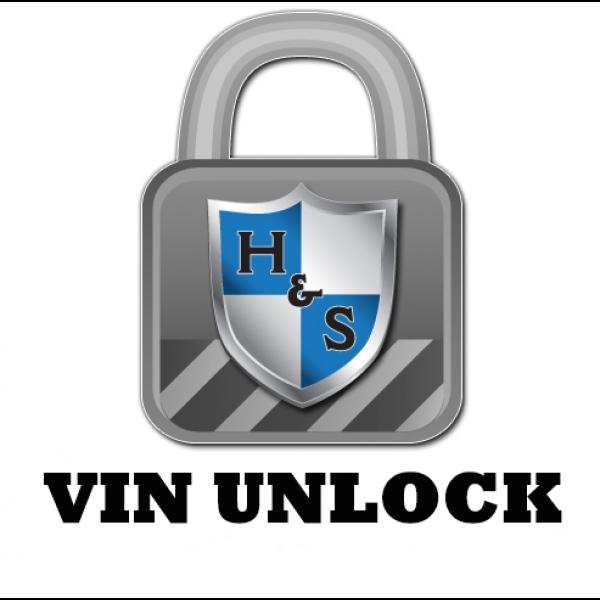 H&S - H&S Vin Reset/Unlock Code