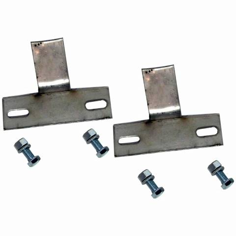 MBRP INC. - Stainless steel mounting kit with hardware