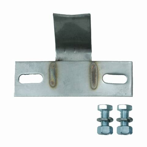 MBRP INC. - Stainless steel single mounting kit with hardware