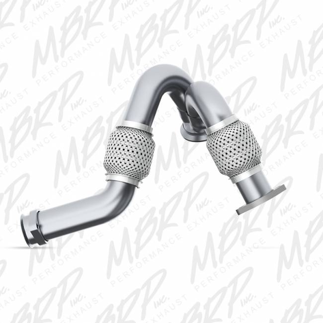 MBRP INC. - Powerstroke Turbo Up Pipe AL