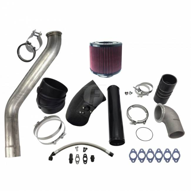 Fleece - FLEECE 2007.5-2009 2nd Gen Swap Kit (No Turbo)