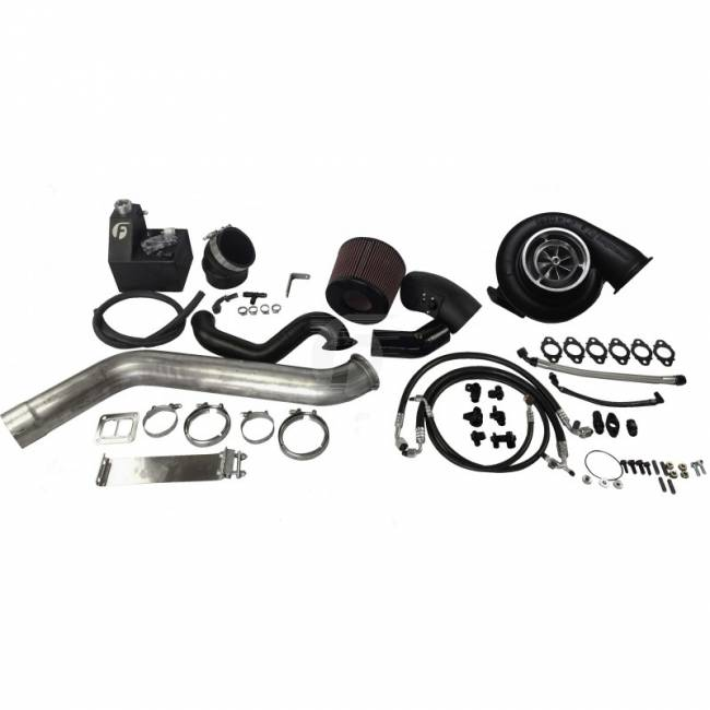 Fleece - FLEECE 2nd Gen Swap Kit & S400 Turbocharger for 4th Gen Cummins (2013-2016)