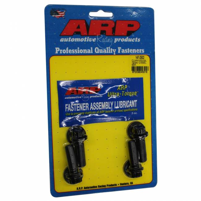 ARP Fasteners - Dodge Cummins 5.9L 12V/24V balancer bolt kit
