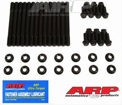 ARP Fasteners - Dodge Cummins 6.7L w/factory girdle main stud kit