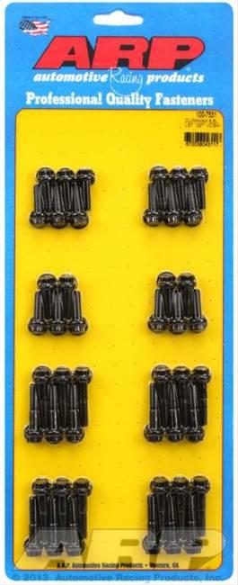 ARP Fasteners - Duramax 6.6L LB7 12pt valve cover bolt kit (BLACK)