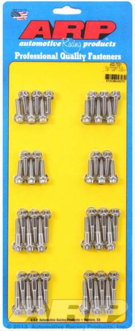 ARP Fasteners - Duramax 6.6L LB7 12pt valve cover bolt kit (STEEL)