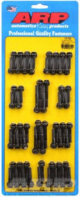 ARP Fasteners - Duramax 6.6L LBZ/LLY/LML/LMM HEX valve cover bolt kit (BLACK)