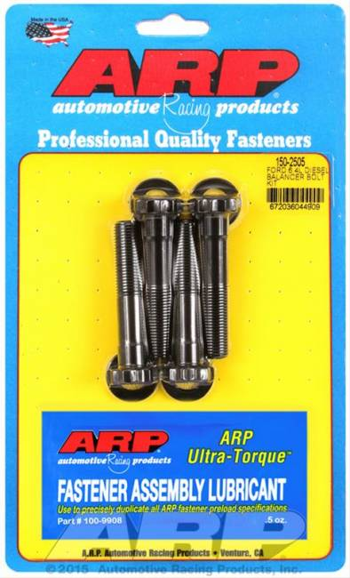 ARP Fasteners - Ford 6.4L diesel balancer bolt kit