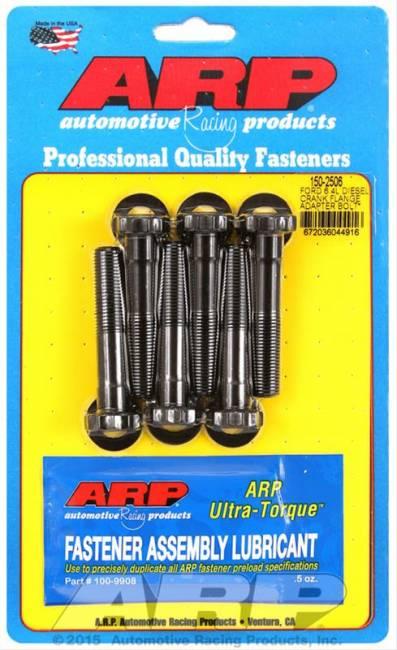 ARP Fasteners - Ford 6.4L diesel crank flange adapter bolt kit