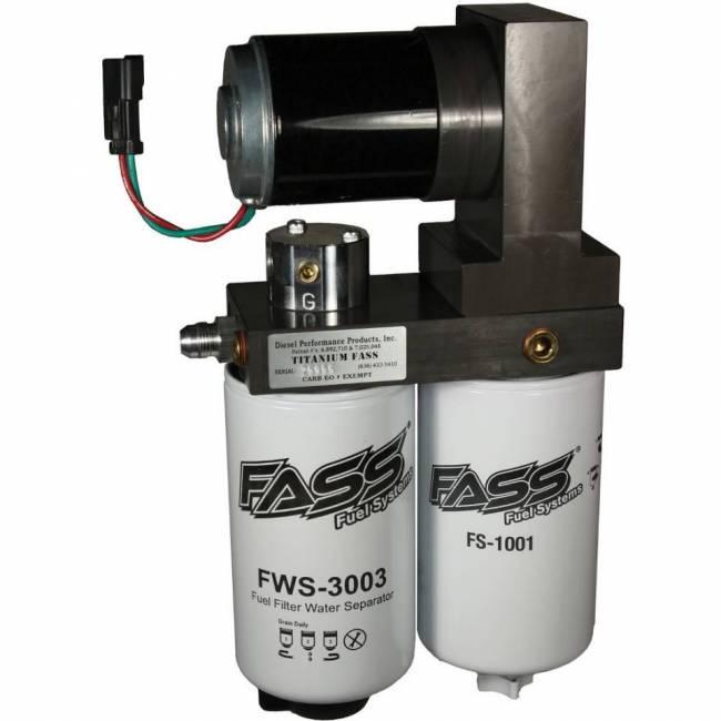 FASS - FASS 2001-2010 GM Duramax 165 GPH Flow Rate Titanium Series Lift Pump