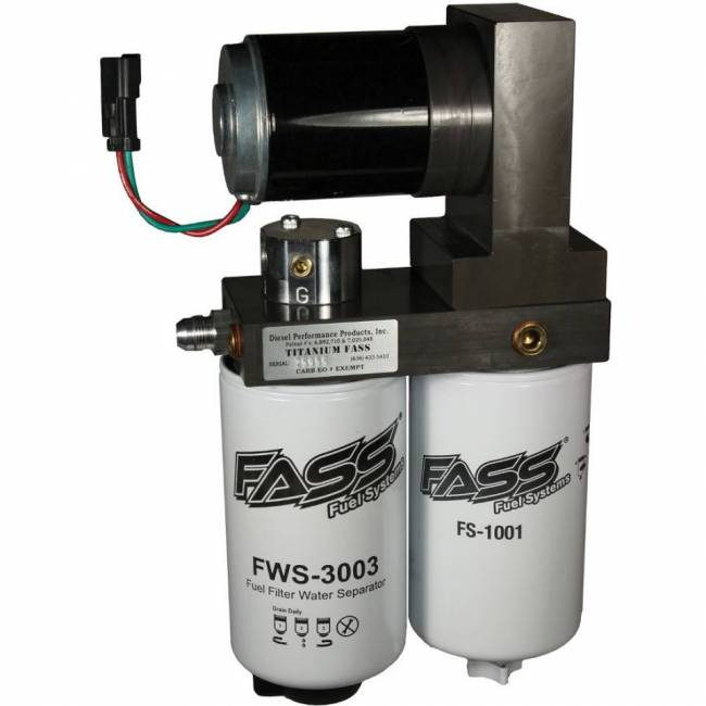 FASS - FASS 2011-2014 GM Duramax LML 6.6L Signature Series Lift Pump 165 GPH