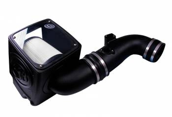 Featured Categories - Air Intake - S&B - S&B Cold Air Intake 2011-2016 Duramax LML 6.6L (Dry Extendable)