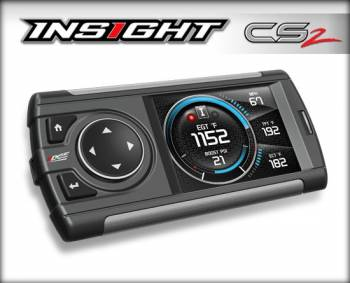 03-07 Powerstroke 6.0L - 03-07 Powerstroke Gauges/Monitors - EDGE PRODUCTS INC. - EDGE 84030 INSIGHT CS2 | UNIVERSAL
