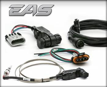 10-12 Cummins 6.7L Common Rail - 10-12 Cummins Gauges/Monitors - EDGE PRODUCTS INC. - EDGE 98616 EAS CONTROL KIT | UNIVERSAL