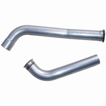 03-07 Powerstroke 6.0L - 03-07 Powerstroke Exhaust - MBRP INC. - Down Pipe Kit, AL