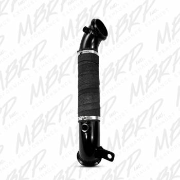 "11-16 LML Duramax - LML Duramax Exhaust - MBRP INC. - Duramax 3"" Turbo Down Pipe"