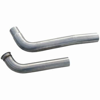 "03-07 Powerstroke 6.0L - 03-07 Powerstroke Exhaust - MBRP INC. - 3.5"" Down Pipe Kit (2 Pc)"