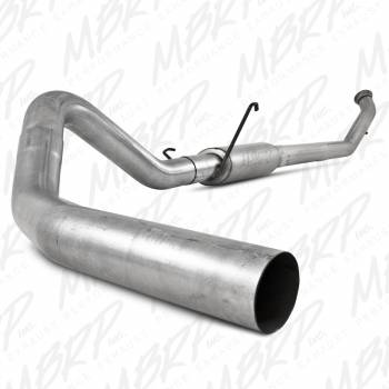 04.5-07 Cummins 5.9L Common Rail - 04.5-07 Cummins Exhaust - MBRP INC. - Dodge Turbo Back Single Side