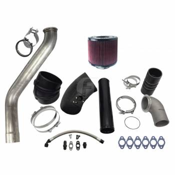 Shop All Dodge Cummins Products - Dodge Cummins Turbos - Fleece - FLEECE 2003-2007 2nd Gen Swap Kit (No Turbo)