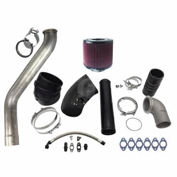 Shop All Dodge Cummins Products - Dodge Cummins Turbos - Fleece - FLEECE 2007.5-2009 2nd Gen Swap Kit (No Turbo)