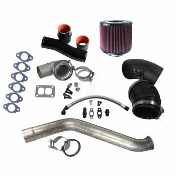 Shop All Dodge Cummins Products - Dodge Cummins Turbos - Fleece - FLEECE 2010-2012 2nd Gen Swap Kit (No Turbo)