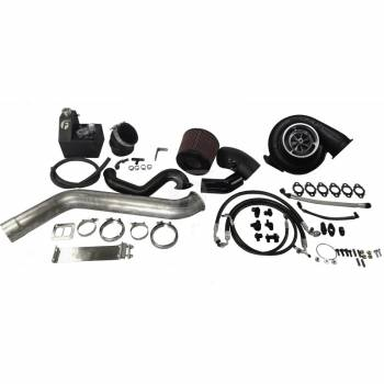 13-17 Cummins 6.7L Common Rail - 13-17 Cummins Turbos - Fleece - FLEECE 2nd Gen Swap Kit & S400 Turbocharger for 4th Gen Cummins (2013-2016)