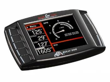 04.5-05 LLY Duramax - LLY Duramax Gauges/Monitors - BullyDog - BULLY DOG 40420 TRIPLE DOG GT DIESEL | DURAMAX | CUMMINS | POWERSTROKE