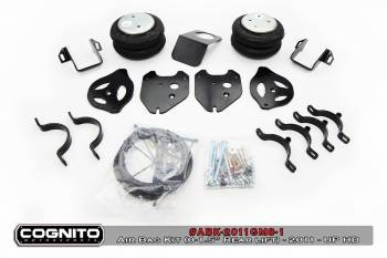 Shop All Duramax Products - Suspension & Lift Kits - Cognito - AIR BAG KIT-2011-UP  CHEVY/GMC 2500HD/3500HD