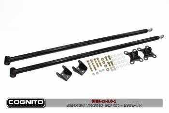 GM Duramax - 11-16 LML Duramax - Cognito - 55IN ECONOMY TRACTION BAR KIT-2011-UP  CHEVY/GMC 2500HD/3500HD