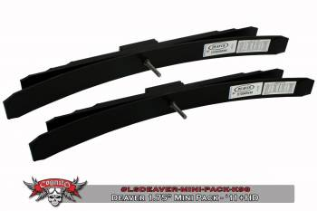 11-16 LML Duramax - Suspension & Lift Kits - Cognito - DEAVER 1.75IN MINI PACK-2011-UP  CHEVY/GMC 2500HD/3500HD