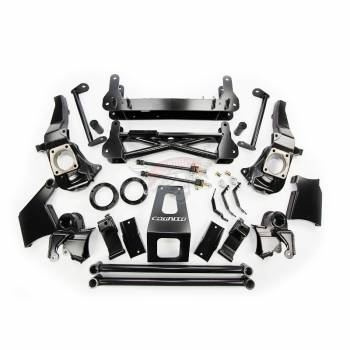 "11-16 LML Duramax - Suspension & Lift Kits - Cognito - STAGE 1 7"" LIFT KIT W/ FOX SHOCKS"
