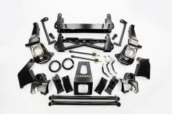 LBZ Duramax Suspension & Lift Kits