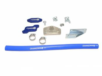 Shop All Duramax Products - Duramax EGR Upgrade Kits - Sinister Disel - 04.5-05 CHEVY EGR VALVE/COOLER DELETE KIT 6.6 LLY