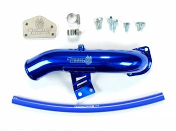 Featured Categories - EGR Upgrade Kits - Sinister Disel - 04.5-05 CHEVY EGR VALVE/COOLER DELETE KIT 6.6 LLY WITH INTAKE ELBOW