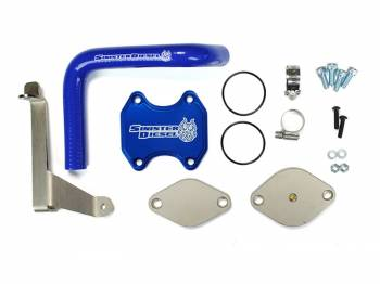 Featured Categories - EGR Upgrade Kits - Sinister Disel - 07.5-09 DODGE 6.7L EGR VALVE/COOLER DELETE KIT