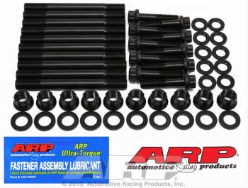 GM Duramax - ARP Fasteners - Chevy Duramax diesel  06 & later LBZ/LMM main stud kit