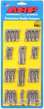 06-07 LBZ Duramax - LBZ DuramaxEngine Parts - ARP Fasteners - Duramax 6.6L LBZ/LLY/LML/LMM 12pt valve cover bolt kit (STEEL)