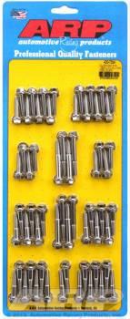 ARP Fasteners - Duramax 6.6L LBZ/LLY/LML/LMM HEX valve cover bolt kit (STEEL)