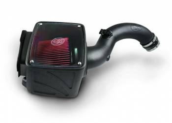 Shop All Duramax Products - Duramax Air Intake - S&B - S&B Cold Air Intake 2004-2005 Chevy / GMC Duramax LLY 6.6L (Dry Extendable)